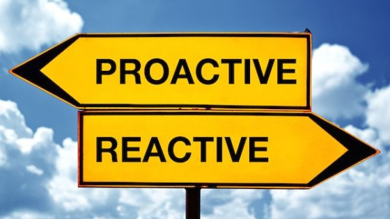 Proactive Vs. Reactive Business Strategies: A Quick Primer